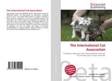Bookcover of The International Cat Association