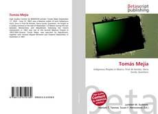Capa do livro de Tomás Mejía