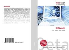 Bookcover of KBounce