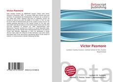 Victor Pasmore kitap kapağı