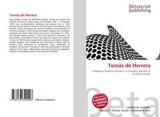 Bookcover of Tomás de Herrera