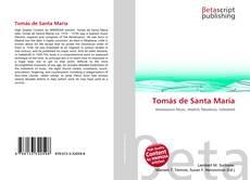 Bookcover of Tomás de Santa María