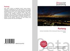 Bookcover of Partorg