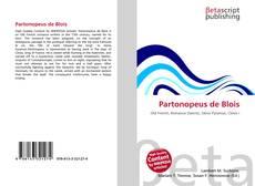 Bookcover of Partonopeus de Blois