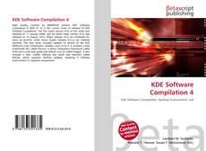 Couverture de KDE Software Compilation 4