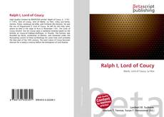 Couverture de Ralph I, Lord of Coucy