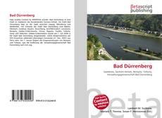 Bookcover of Bad Dürrenberg