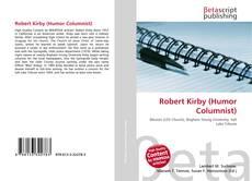 Capa do livro de Robert Kirby (Humor Columnist)