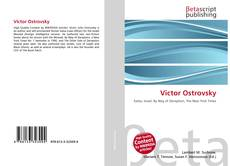 Bookcover of Victor Ostrovsky