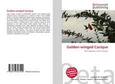 Buchcover von Golden-winged Cacique