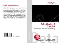 Robert Kipkoech Cheruiyot kitap kapağı