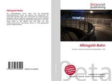 Buchcover von Albisgütli-Bahn