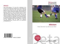 Bookcover of Albiston