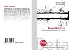 Bookcover of Tomás Gutiérrez