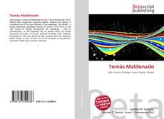 Portada del libro de Tomás Maldonado