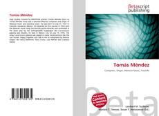 Buchcover von Tomás Méndez