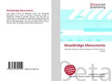 Couverture de Wooldridge Monuments