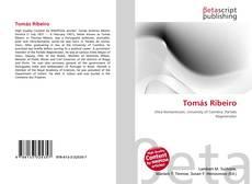 Capa do livro de Tomás Ribeiro