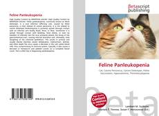 Bookcover of Feline Panleukopenia