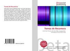 Copertina di Tomás de Rocamora