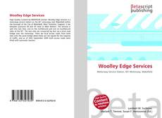 Bookcover of Woolley Edge Services