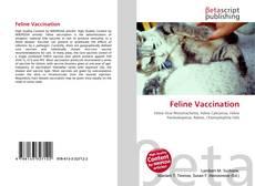 Feline Vaccination的封面