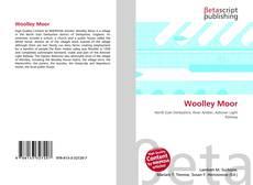 Bookcover of Woolley Moor