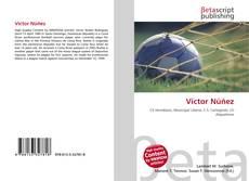 Bookcover of Victor Núñez