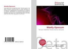 Bookcover of Woolly Opossum