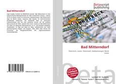 Buchcover von Bad Mitterndorf
