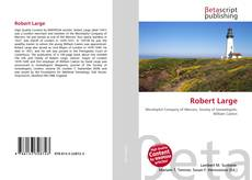 Bookcover of Robert Large