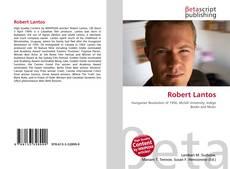 Couverture de Robert Lantos
