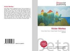 Copertina di Victor Mottez