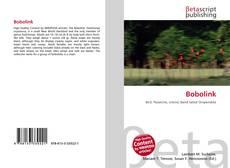 Buchcover von Bobolink