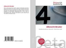 Borítókép a  Albrecht-Brüder - hoz