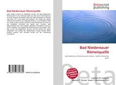 Couverture de Bad Niedernauer Römerquelle