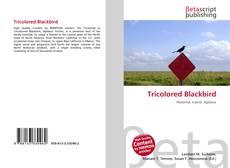 Bookcover of Tricolored Blackbird