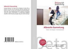 Borítókép a  Albrecht-Sammlung - hoz