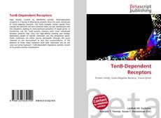 Capa do livro de TonB-Dependent Receptors