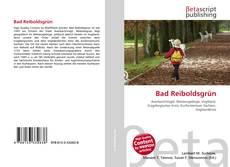 Portada del libro de Bad Reiboldsgrün