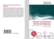 Buchcover von Partners for Advanced Transit and Highways