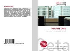 Copertina di Partners Desk