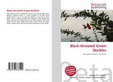 Bookcover of Black-throated Green Warbler