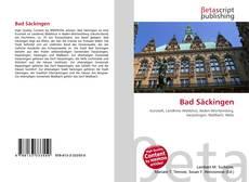 Bad Säckingen的封面