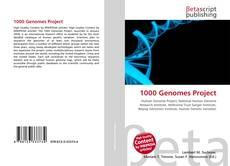 Copertina di 1000 Genomes Project