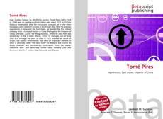 Buchcover von Tomé Pires