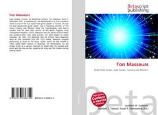 Bookcover of Ton Masseurs