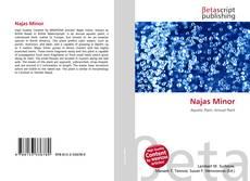 Bookcover of Najas Minor