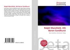 Bookcover of Ralph Mansfield, 4th Baron Sandhurst