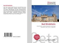 Bookcover of Bad Windsheim